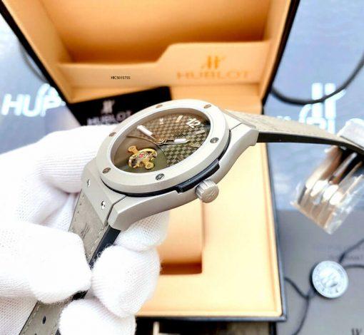Đồng hồ Hublot classic fusion nam máy cơ Thụy Sỹ tự động