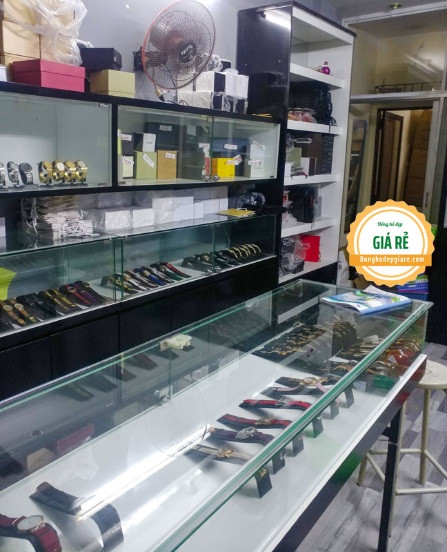 Cửa hàng đồng hồ giá rẻ tại tphcm, shop bán đồng hồ fake ở đâu uy tín chất lượng