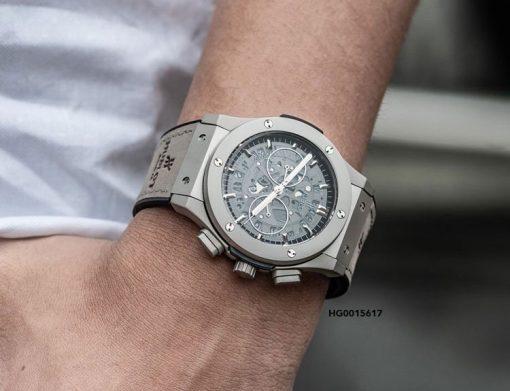 Đồng hồ Hublot Geneve Chronograph nam 6 kim