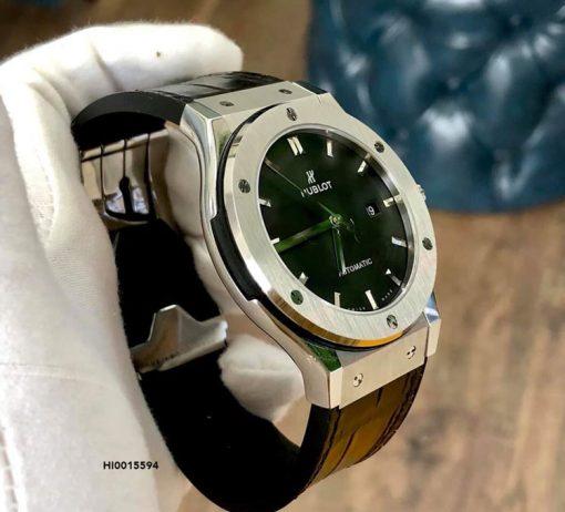 Đồng hồ hublot Classic Fusion máy cơ lộ máy giá rẻ