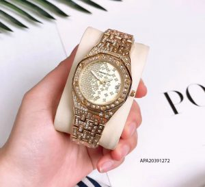 Đồng hồ nữ Audemars Piguet đính đá giá rẻ