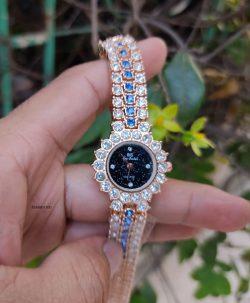 Đồng hồ nữ bee sister đính đá giá rẻ