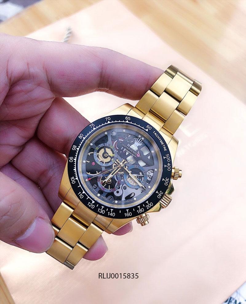 Đồng hồ rolex Cosmograph máy cơ nam