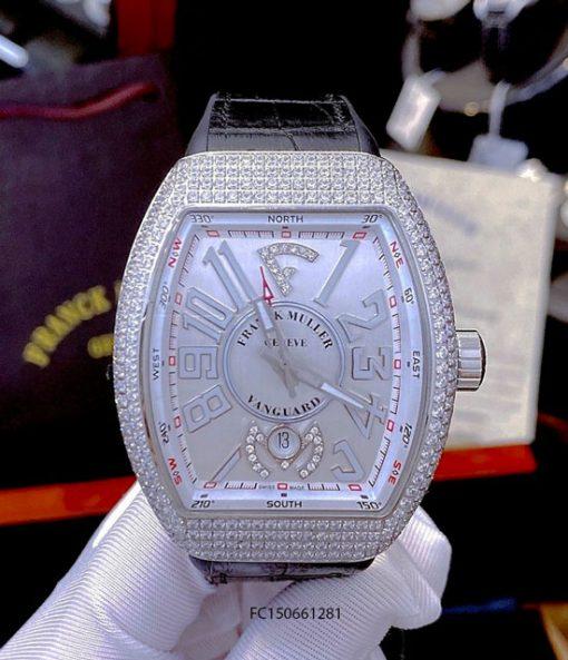 Đồng hồ franck-muller đính đá cao cấp giá rẻ