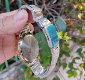 đồng hồ nam mặt rồng dây thép demi giá rẻ