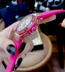 Đồng Hồ Hublot nữ diamond cao cấp