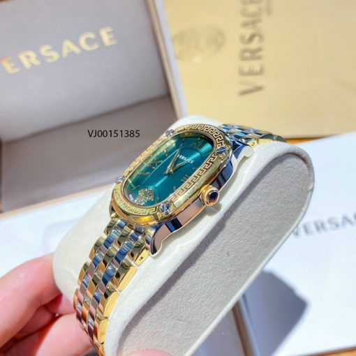 Đồng hồ Nữ Versace New Couture Demi dây kim loại