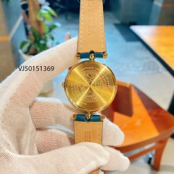 Đồng hồ Versace Palazzo Empire Barocco dây da cao cấp