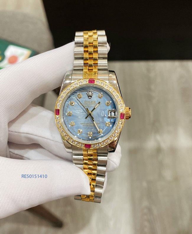 Đồng hồ rolex nữ chính hãng giá bao nhiêu