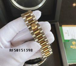 Đồng Hồ Rolex Oyster Perpetual nam máy cơ tự động trung cấp dây Demi